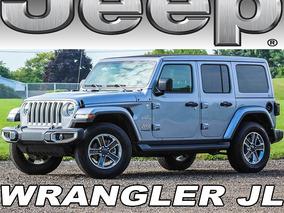 Jeep Wrangler Jl Unlimited Sahara 3.6 4x4 Piel Led Gps Arh