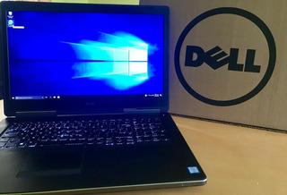 Laptop Dell Precision 7710 Intel Core I7 32gb 500hdd Oferta!