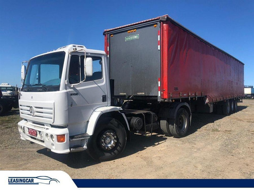 Mercedes Benz Tractor 1723 Eq. Completo Sider 1998 Impecable