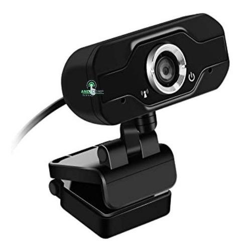 Camara Web Cam Pc Full Hd 1080p Webcam Windows Mac Android