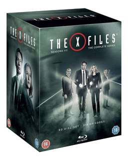 Blu Ray The X-files The Complete Series Box 1-11 Nuevo Stock