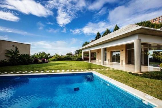 Lujosa Y Hermosa Casa En Lagunita Country Club