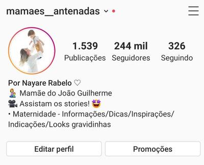 Vendo Perfil Instagram 244k
