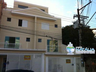 Sobrado Com 02 Dormitórios Suítes Na Vila Mazzei - V62319