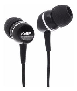 Auricular Kolke Kae-100 Estereo In-ear Plug 3.5mm Htg