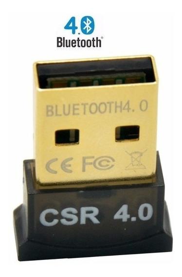 Bluetooth Mini Usb V 4.0 Note/parlantes/auric/celu Castelar