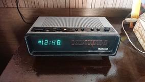 Rádio Relógio National Rc 4895m Fm Am