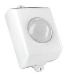 Sensor De Presença De Sobrepor C/fotocélula - Teto/parede