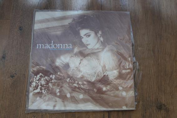 Disco De Vinilo Madonna