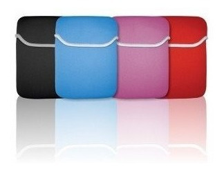 Capa Case P/ Tablet 7 Polegadas Soft Neoprene Azul