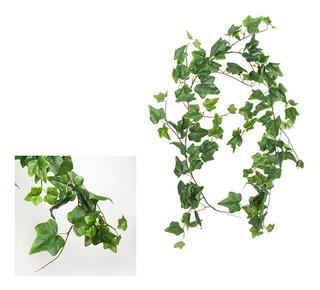 Flor Artificial, Rama, Planta, Vid, Helecho Verde, 1.7