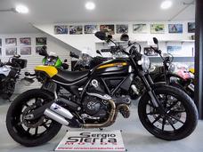 Ducati Scrambler Full Throttle Negra 2015