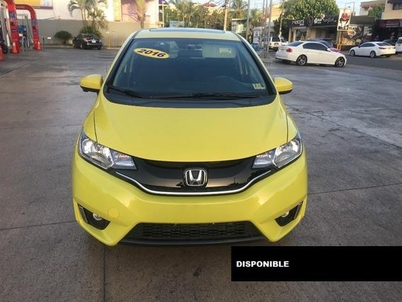 Honda Fit Exl 16 Verde