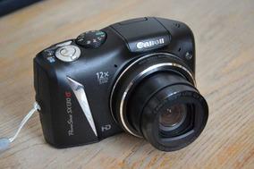 Camera Semi Profissional Canon Powershot Sx130 12.1 Mpx