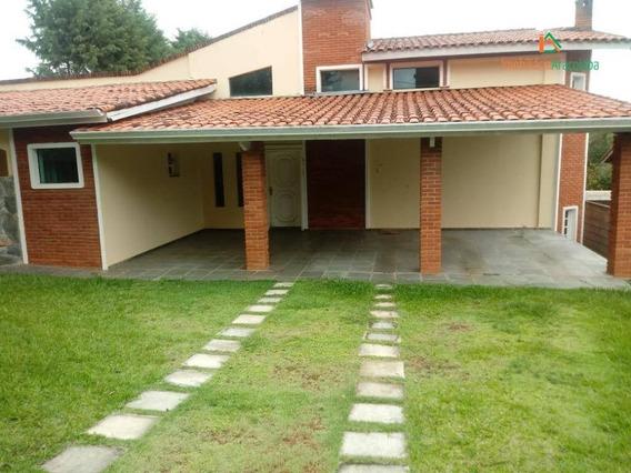 Casa Para Locação !!! Casa Em Condomínio Quintas Do Campo Largo-sp. Imobiliária Araçoiaba - Ca0398