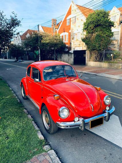 Volkswagen Escarabajo Modelo 1972