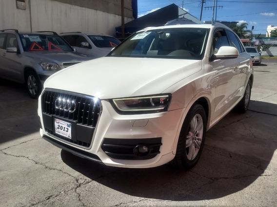 Audi Q3 2013 Lux