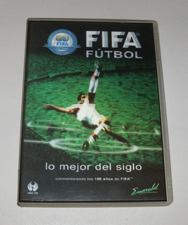 Fifa Futbol: Lo Mejor Del Siglo - Dvd Original