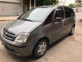 Chevrolet Meriva Full 1,8 Con Equipo De Gnc