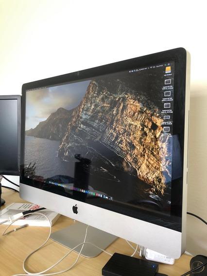 iMac 27 4gb Ram - Core I5 3.1ghz - Leia A Descrição