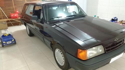 Imagem 1 de 8 de Caravan Comodoro 1991