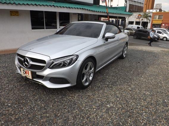 Mercedes Benz C200 Cabriolet 2017