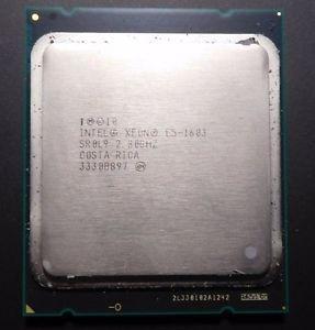 Intel Xeon E5 1603 Para Hp Z420 O Serie Hp Z Workstation