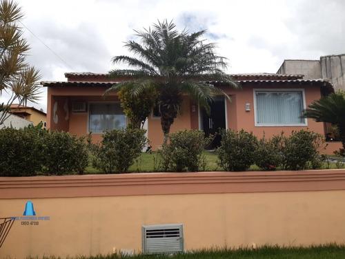 Casa A Venda No Bairro Pontinha Em Araruama - Rj.  - 851-1