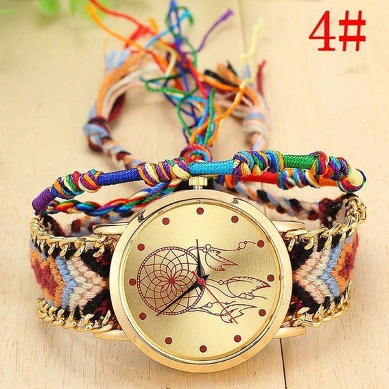 Relógio Feminino Vintage Importado
