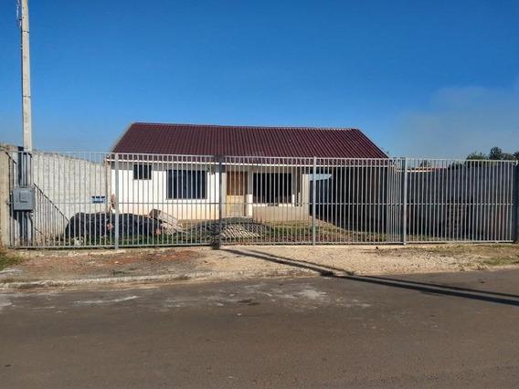 Casa Em Uvaranas, Ponta Grossa/pr De 62m² 1 Quartos À Venda Por R$ 180.000,00 - Ca580511