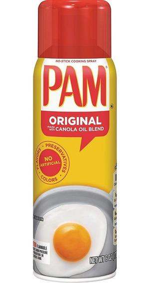 Pam Original Aceite En Spray Para Cocinar