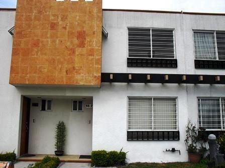 Se Renta Hermosa Casa En Los Heroes Tecamac