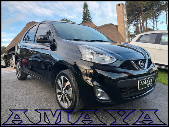 Nissan March Advance Extra Full Mt Amaya