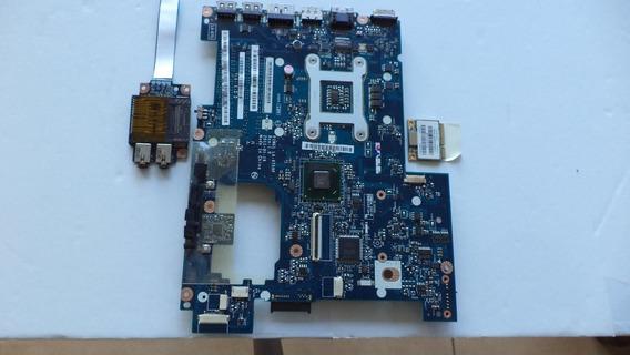 Placa Mãe Lenovo G470 - Piwg1 -la-6759p - Com Processador I5