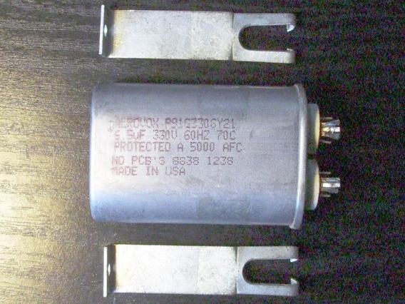 Capacitor De Marcha 6,5uf 330v Made U S A