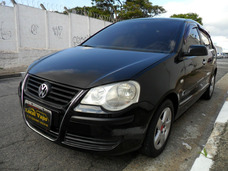 Volkswagen Polo Sedan 1.6 Total Flex 4p Completo 2007