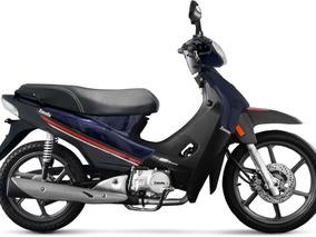 Zanella Zb 110 Full 0km 2019 Rbk Motos