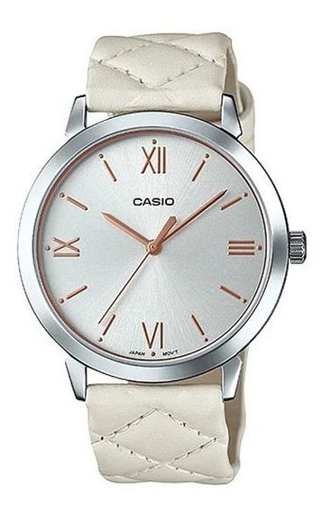 Relógio Casio Collection Unissex Analógico Mtp-v005d-1