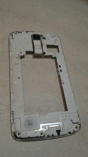 Backover Boton Power Volumen LG K10 K430t