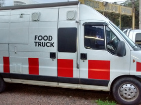 Food Truck Fiat Ducato 2011