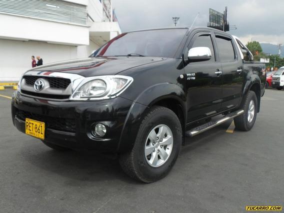 Toyota Hilux Mt 2700 Aa Ab