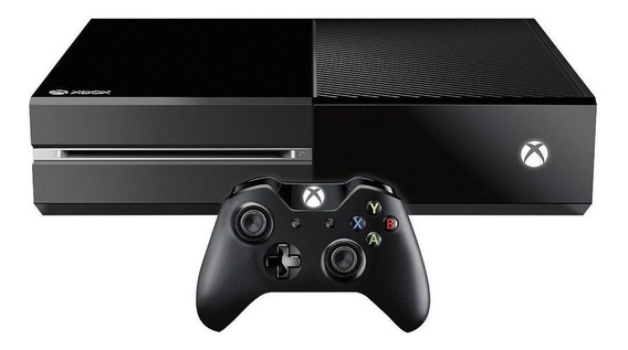 Microsoft Xbox One 500GB Standard preto