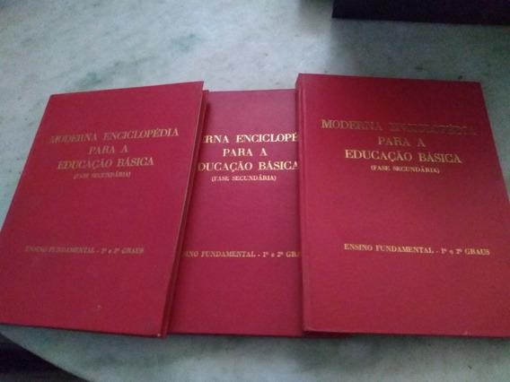 Moderna Enciclopédia Para A Educação Básica 1o E 2o Graus