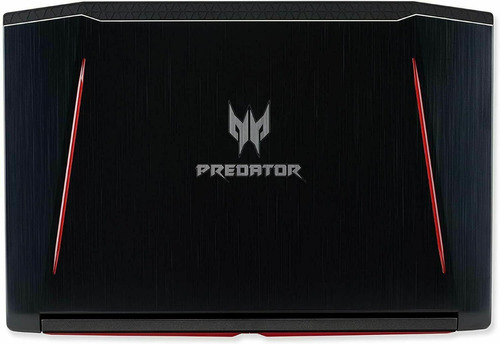 Acer Predator Helios 300 Gtx1050ti Teclado Led Rojo