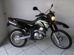 Yamaha Lander 250 2009 Preta