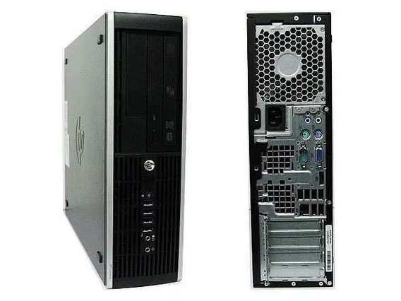 Cpu Hp Elite 8100 Core I5 8gb Hd 500 E Ssd 240 Sata Wifi