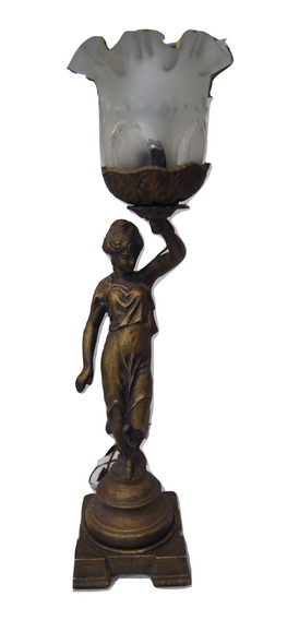 Luminária De Mesa Petit Bronze