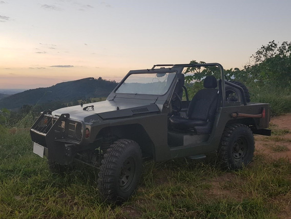 Jeep Jpx Militar