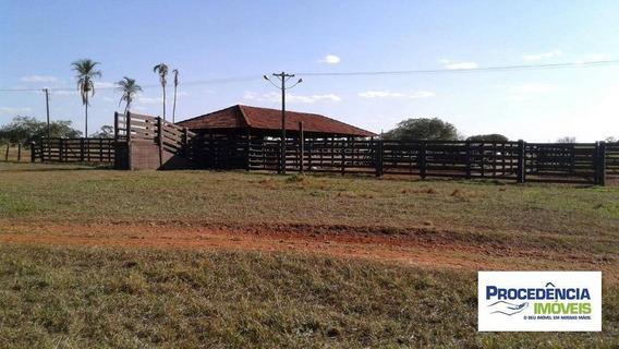 Fazenda À Venda, 660 Alqueirão Por R$ 70.000.000 - Zona Rural - Santa Vitória/mg - Fa0017
