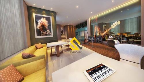 Imagem 1 de 23 de Apartamento Com 4 Dormitórios À Venda, 314 M² Por R$ 2.250.000,00 - Parque Campolim - Sorocaba/sp - Ap0903